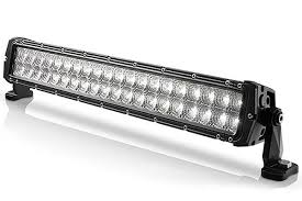 proz heavy duty cree led light bars hd road light bar 4 50