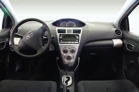 Toyota Platz Interior Toyota Yaris Review And Photos