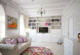 furniture fancy elegant white wooden furniture design for kids