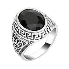 fashion rings men images Free shipping zinc alloy rings man fashion jewelry round shape jpg