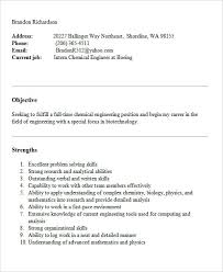 25 best engineering resume templates free u0026 premium templates