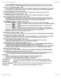 Resume For Any Job by 2 Page Resumes Naipta Com