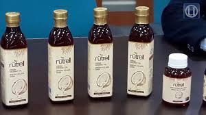 Minyak Kelapa 5 Liter minyak kelapa dara utm tembus pasaran luar negara