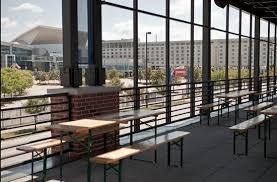 blatt beer and table menu blatt s rooftop beer garden picture of blatt beer table omaha