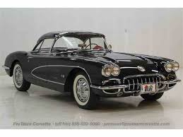 1960 chevrolet corvette 1960 chevrolet corvette for sale on classiccars com 18 available