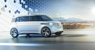 volkswagen new car volkswagen reveals all electric microbus fortune