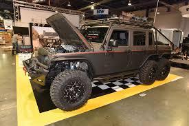 hellcat engine jeep sema 2015 ausjeepoffroad com ajor