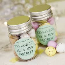 Wedding Favors Uk by Best 25 Personalised Wedding Favours Ideas On Wedding