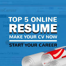 Make Free Online Resume by Best 25 Cv Maker Ideas On Pinterest Online Cv Maker