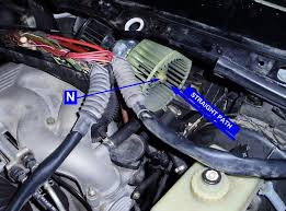 notes on diy replacing blower motor on e36 bimmerfest bmw forums