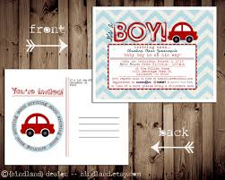 car baby shower invitations theruntime com