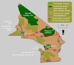 california map desert region wildernet desert region california regions