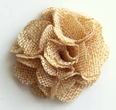 burlap flowers burlap flower posh n pretty boutique wholesale supplies