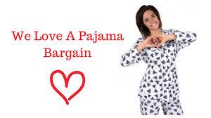 tag archive pajama sale
