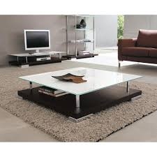 contemporary square glass coffee table modern square coffee table writehookstudio com
