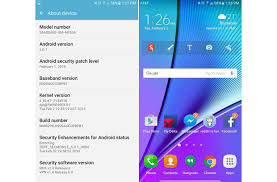 android update 5 1 select at t galaxy note 5 users beta testing android 6 0 1 update