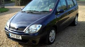 renault scenic 2001 2000 w renault scenic alize 1 6cc 1295 5dr mpv youtube