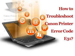 cara reset printer canon mp258 error e13 how to troubleshoot canon printer error code e31 youtube