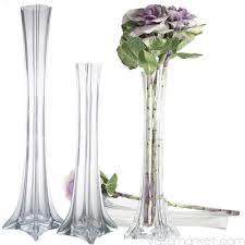 Eiffel Tower Vases In Bulk 24 Inch Glass Eiffel Tower Vase For Weddings Vase Market