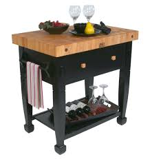 butcher block kitchen table image u2014 desjar interior types of
