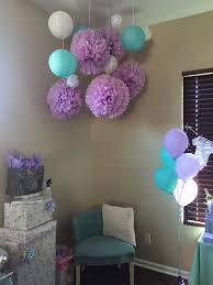 purple baby shower decorations pink and purple baby shower decorations baby showers ideas