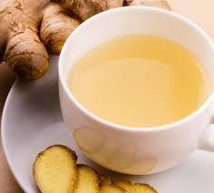 how to make homemade ginger tea recipe