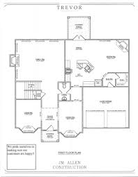 Floor Plan Company by Way Station Subdivision Ludowici Georgia Floor Plans
