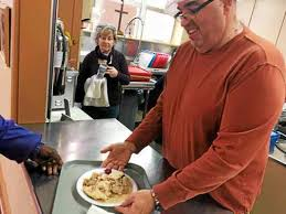 cecil and grace bean s soup kitchen in norristown serves early