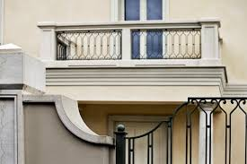 Balcony Banister Iron Banister And Railings Products Made In Italy