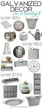 who doesn u0027t love some cute galvanized decor and on a budget no