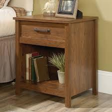 Sauder 5 Shelf Bookcase by Sauder Cannery Bridge Tall 4 Drawer Work Table Lintel Oak