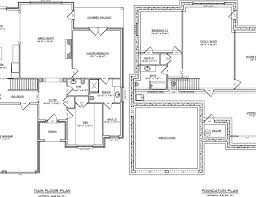 large one story homes awesome basement home office as wells as basement one level house