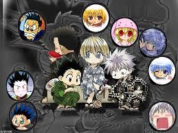 hunter x hunter hunterx hunter funny hunter x hunter wallpaper anime wallpaper