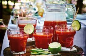 mulled bloody mary halloween drinks tesco real food