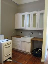 Yellow Kitchen White Cabinets Yellow Kitchen Cabinets Grey Walls Exitallergy Com