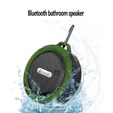 Bluetooth Speakers For Bathroom Click To Buy U003c U003c Portable Subwoofer Wireless Waterproof Shower