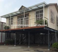 kh0609 low cost luxury flexible design prefabricated kit tiny