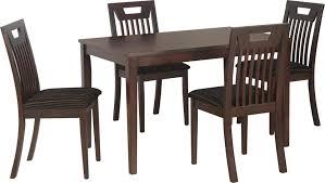 neelkamal dining table nilkamal lexus solid wood 4 seater dining set price in india buy