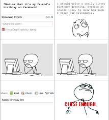 Birthday Memes For Facebook - funny meme on facebook birthday pinterest meme