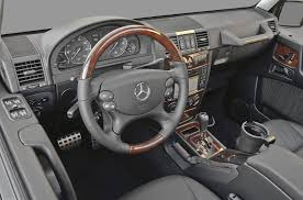 customized g wagon interior mercedes g 500 image 81
