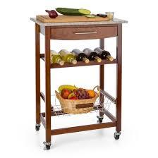 d serte cuisine klarstein chariot de service desserte cuisine 4 niveaux plan de