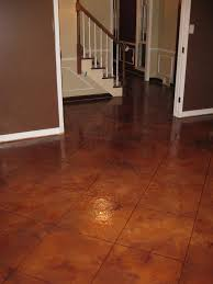 Laminate Flooring Memphis Deas Floor Decor Memphis Acid Stained Concrete Decorative Scored