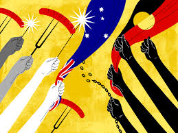 why australia s national day of celebration is a day of mourning
