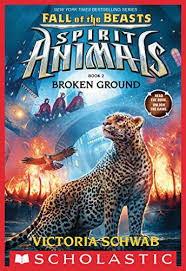 amazon com broken ground spirit animals fall of the beasts
