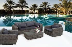 modern outdoor sofa