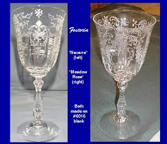 Antique Glassware Identification Early Cut Glass Marks Our House Antiques Misidentified Or Easily Mistaken Elegant
