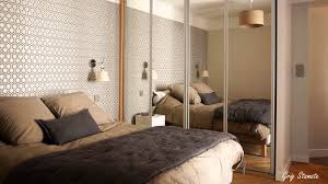 Small Bedroom Sliding Wardrobes Small Bedroom Mirrored Wardrobes Small Spaces Ideas Youtube