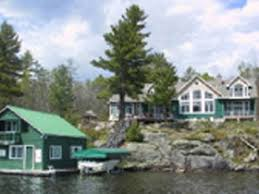 Lake Joseph Cottage Rentals by Sold Portfolio Gardiner Team