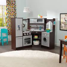 kidkraft island kitchen kidkraft ultimate corner play kitchen with lights and sounds