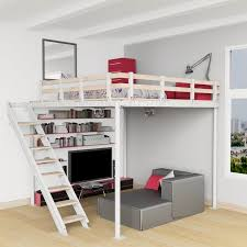 Build Bunk Bed Ladder by Loft Beds Stupendous Build Loft Bed Inspirations Plans To Build